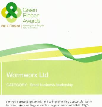 greenribbon award